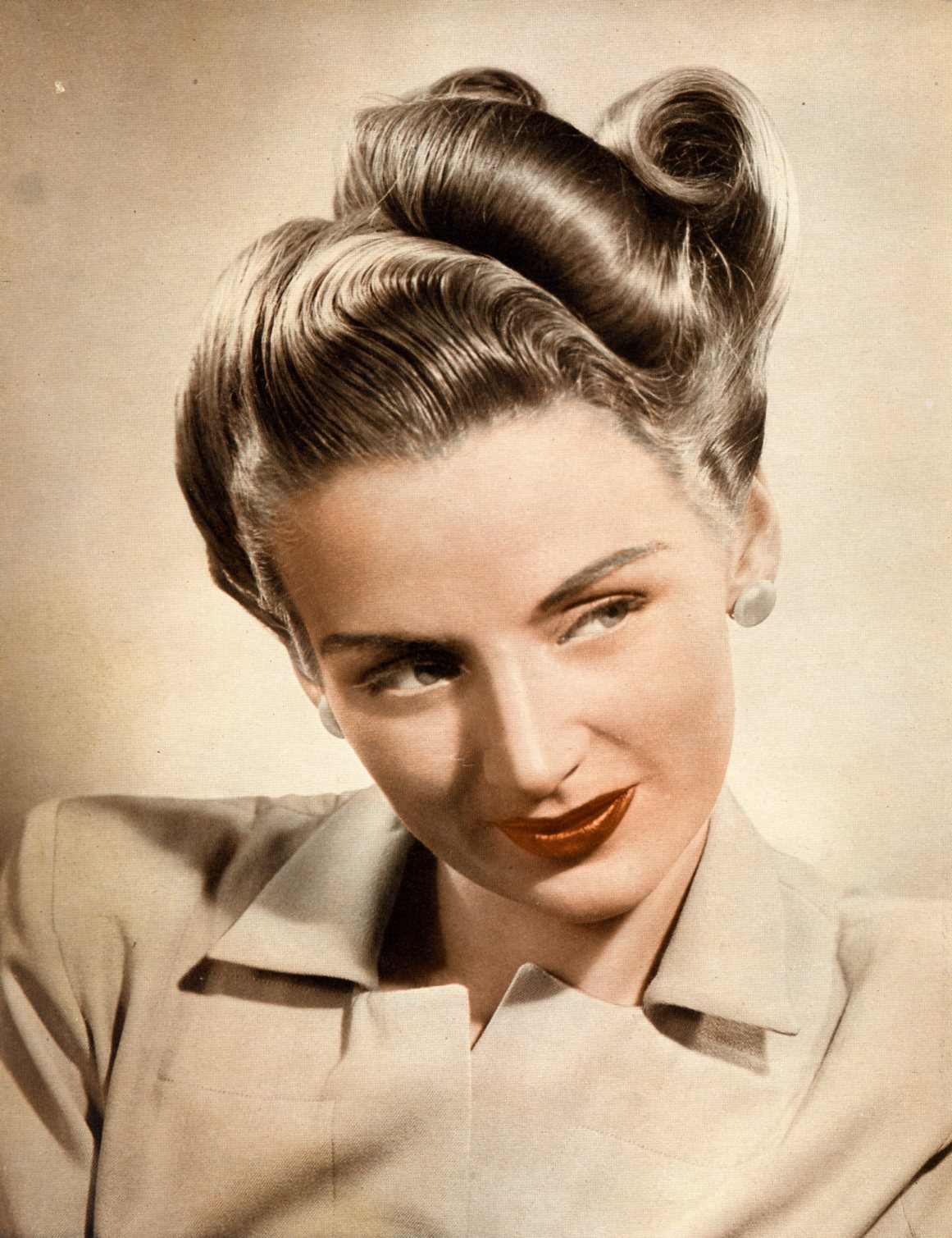 vintage hairstyles photo - 15