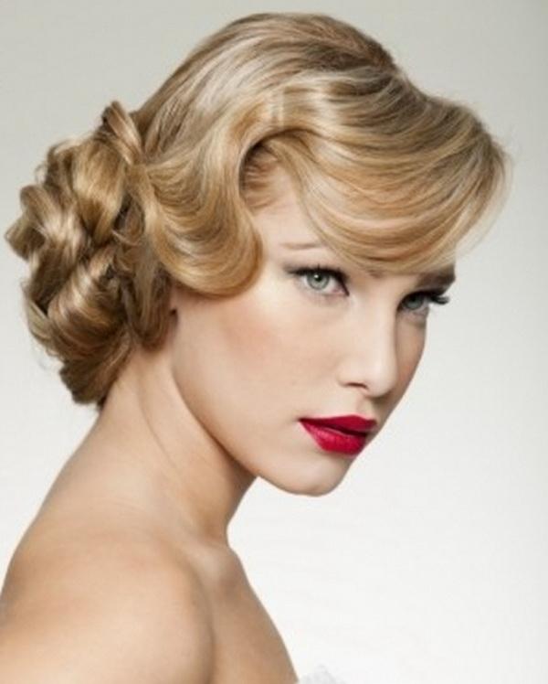 vintage hairstyles photo - 17