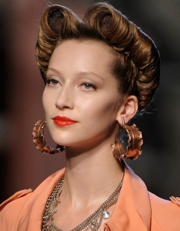 vintage hairstyles photo - 19