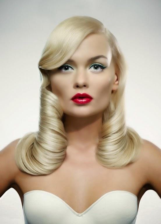 vintage hairstyles photo - 4