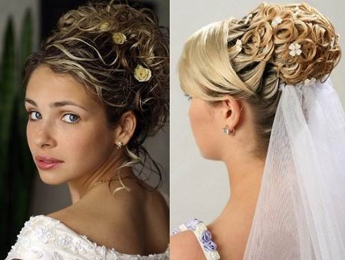 wedding hairstyles for long hair photo - 14