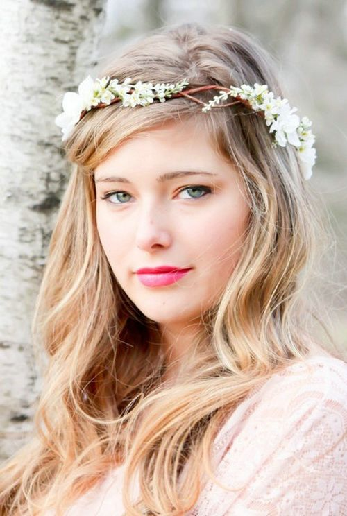 wedding hairstyles for long hair photo - 18