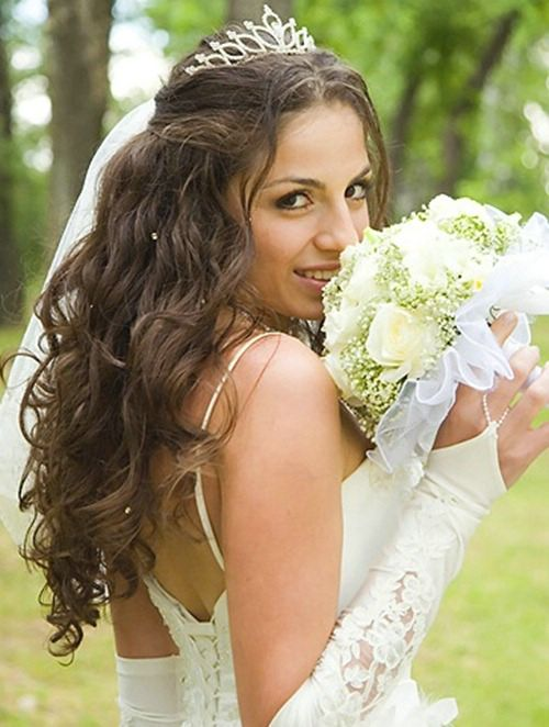 wedding hairstyles for long hair photo - 19