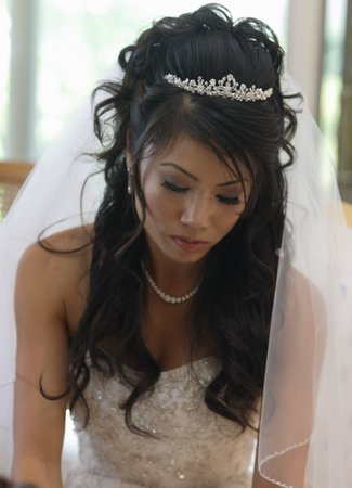 wedding hairstyles for long hair photo - 3