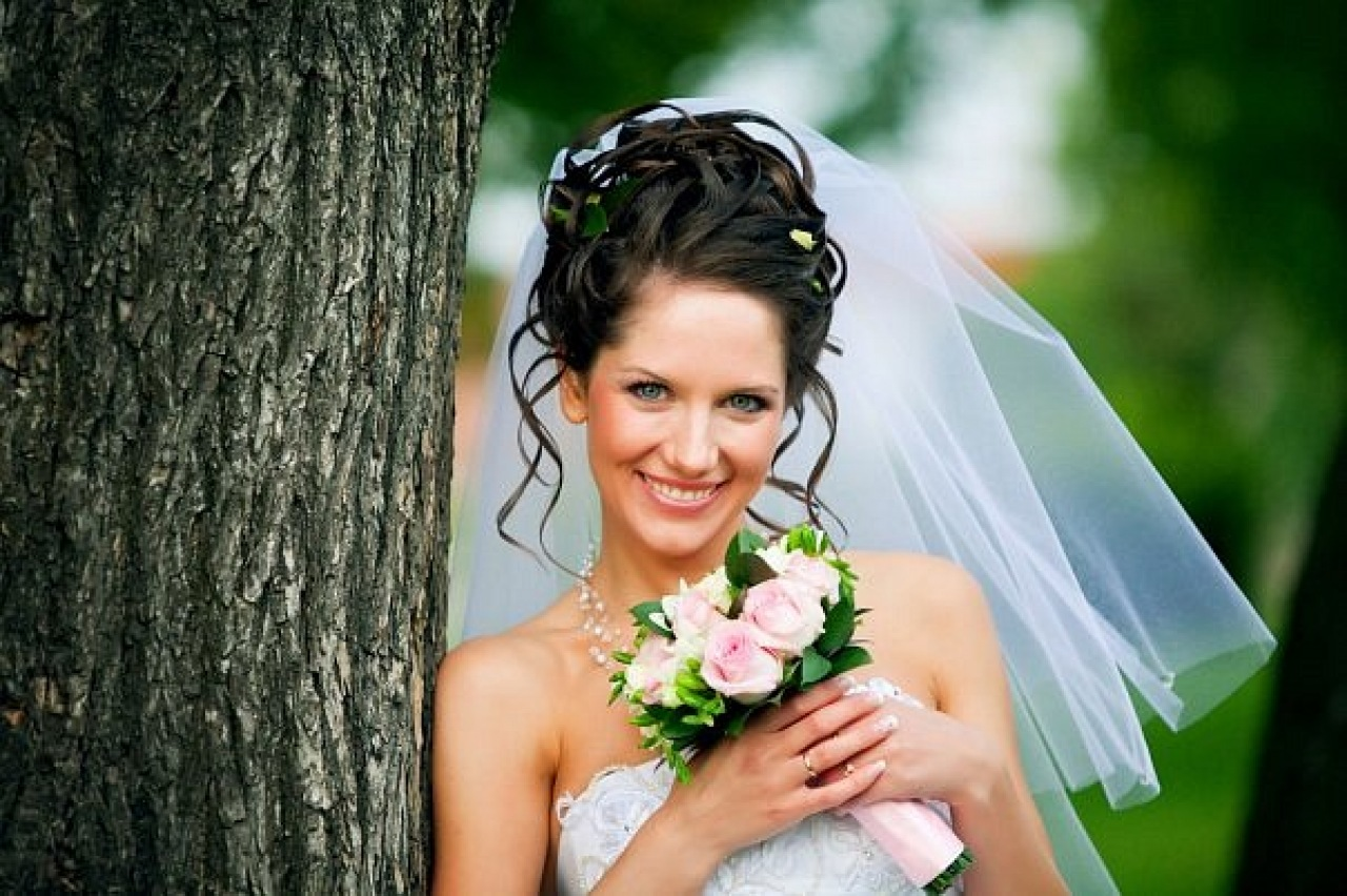 wedding hairstyles for long hair photo - 5