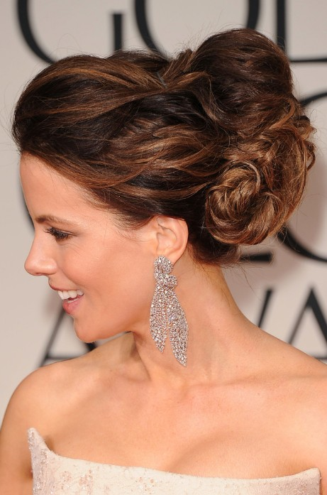 wedding hairstyles for short natural hair photo - 7