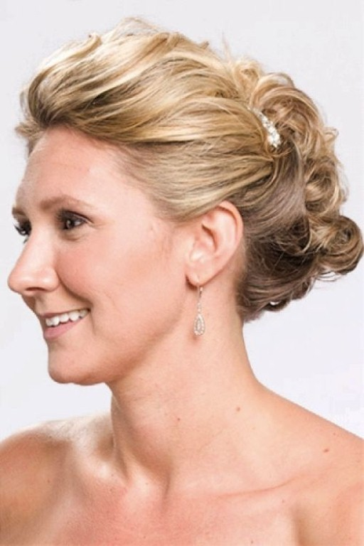 wedding hairstyles for thin hair photo - 8